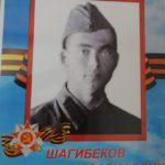 Шагибеков Абдрахман Зарифович