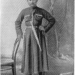 мужчины Кавказа. 1