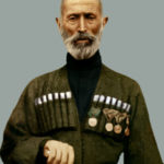 мужчины Кавказа. 3
