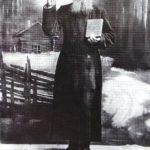 Олонецкий старообрядец. фото К. Буллы, нач. XX в.