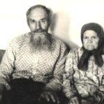 отец Леонтий Сергеевич и мать Федосья Тимофеевна