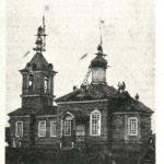 старый храм в д. Столяровка