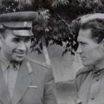 с парторгом батальона Газикашевым