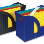 картотека с папками