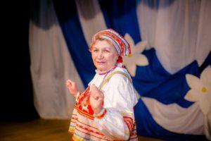 Морозова Валентина Григорьевна.