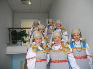 На конкурсе в Кушнаренково