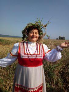 Пестряева Надежда Степановна