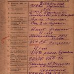 Гагарин И.К., 1905