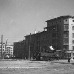 Дворянское гнездо и паровоз на ул. Культуры
