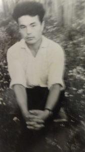 Салават Нуретдинович в студенческие годы
