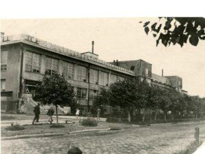 Фабрика-кухня, клуб Сталина, ДКШ