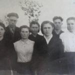 выпускной класс Тамары Васильевны