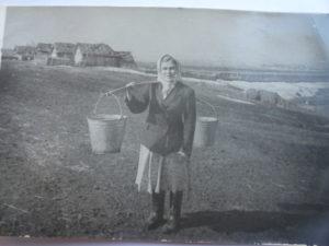 в Алексеевке, 1959 г.
