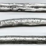 гривна из серебра