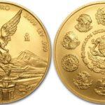 золотая инвест. монета Либертад, Мексика