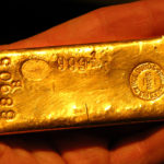 золотой слиток, Франция