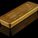 золотой слиток 12,5 кг, Россия