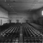 кинотеатр Темп во время строительства