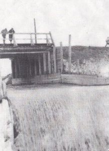мост у мельницы