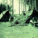 первые жилища уралмашевцев