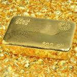слиток золота, Новая Зеландия
