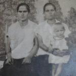 слева Елизавета Филипповна, справа соседка