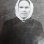 мать, Пасканная Елизавета Филипповна