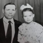 Габдрахим Гильметдиновичи его дочь Римма