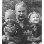 Музруков Б.Г. с семьёй