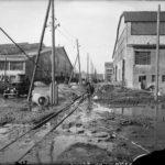 УЗТМ, апрель 1932 г. главный заводской коридор