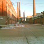 УЗТМ, главный заводской коридор