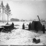 УЗТМ, декабрь 1932 г. тепляк