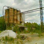 УЗТМ, завод ЖБИ на территории