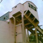 УЗТМ, часть газогенераторной станции