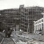 УЗТМ, 05.09.1931 г. строительство кузнечно-прессового цеха