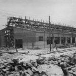 УЗТМ, 1930 г. строительство модельного цеха