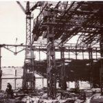 УЗТМ, 1931 г. на строительстве