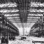 УЗТМ, 1931 г. строительство мехцеха № 1