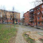 во дворе ул. Стахановская