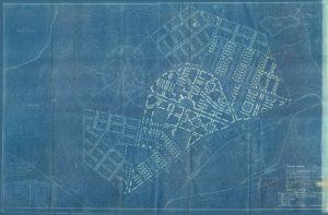 генплан Уралмаша, 1929 г.