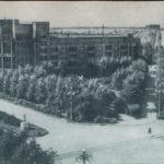 гостиница Мадрид, ул. Машиностроителей и бул. Культуры