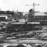 заводоуправление и проходная, ок. 1932 г.