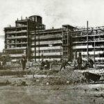 заводоуправление, 1933 г.
