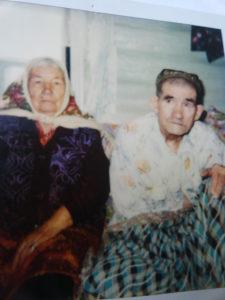отец Самигулла и бабушка