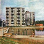 пруд на ул. Победы