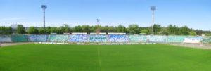 стадион Уралмаш после реконструкции, 2003 г.