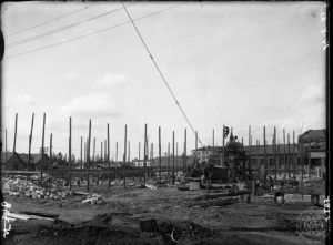 строительство школы № 502, ул. XXII Партсъезда, 8