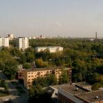 ул. Калинина прямо и завод справа