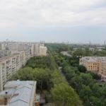 ул. Кировградская в сторону УЗТМ