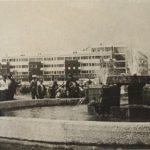 фонтан на пл. Первой пятилетки, 1939 г.